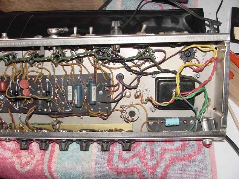 marshall amp schematic drew s geezer amps fender deluxe reverb 1965  drew s geezer amps fender deluxe reverb 1965