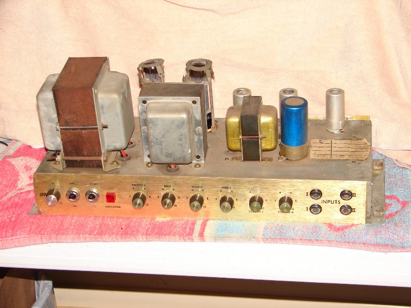 hard wiring marshall cliff jack output drew's geezer amps - marshall model 1987