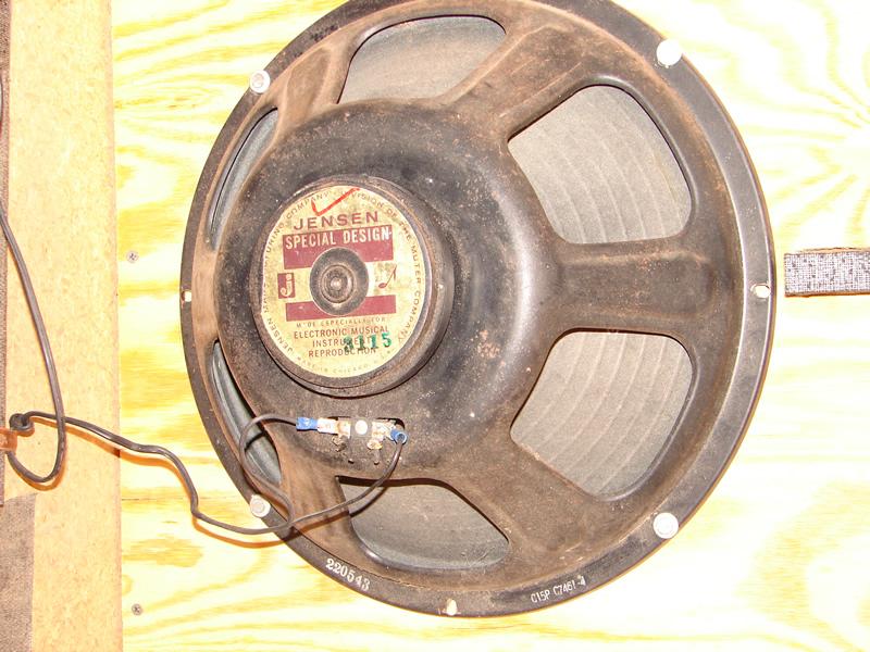 drew s geezer amps sears silvertone 1483 spector bass input jack wiring #11